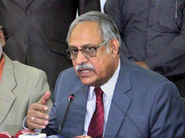 Election Commission of Pakistan (ECP) Secretary Babar Yaqoob. PHOTO: EXPRESS