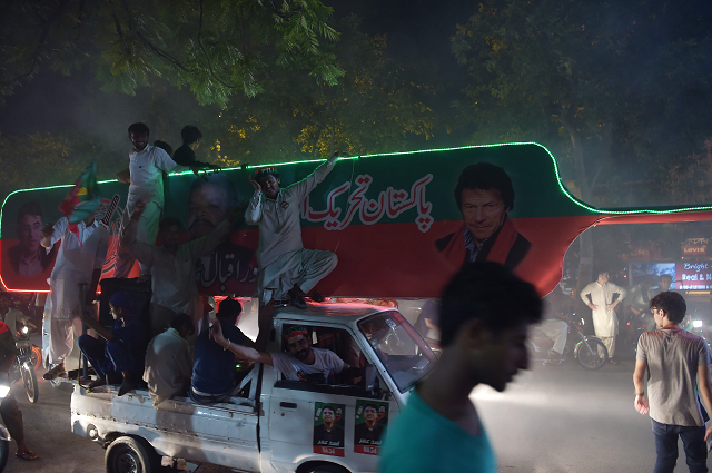 pti leads in punjab city goes to pml n