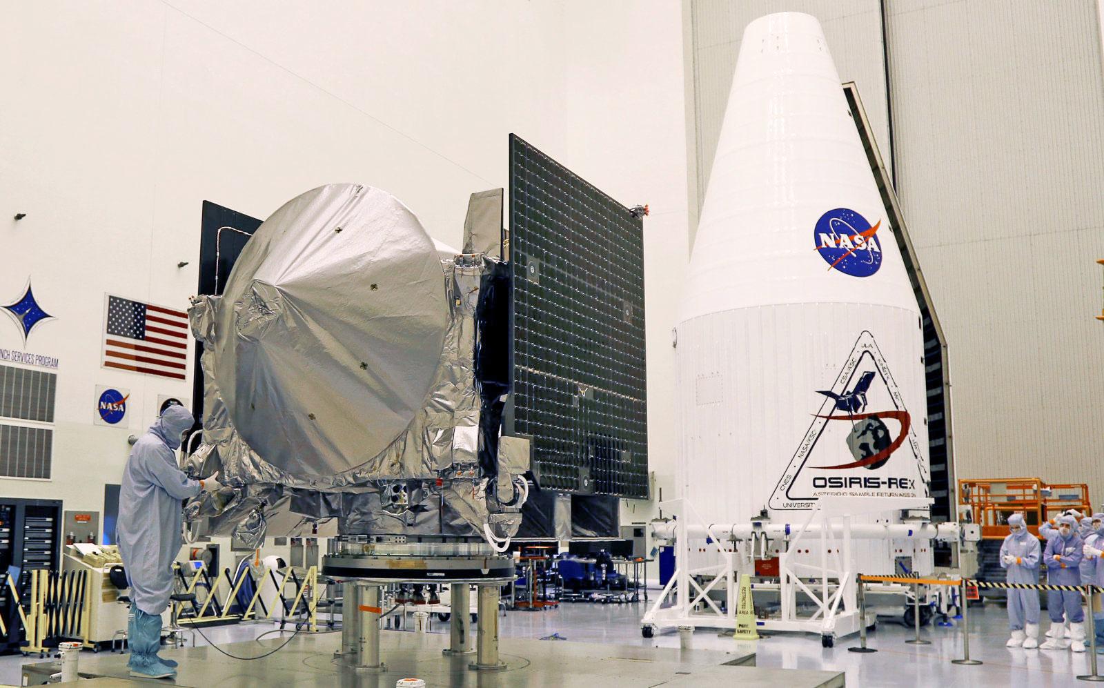 NASA HQ. PHOTO: REUTERS