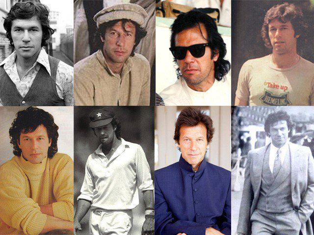 from curls to creases imran khan s style evolution