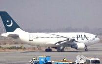 pia s air safari crashes even before take off
