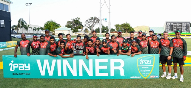 ton up tamim leads bangladesh to series triumph against windies