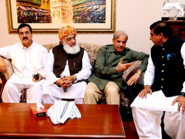 pml n ppp convince mma to join parliament form grand opposition alliance