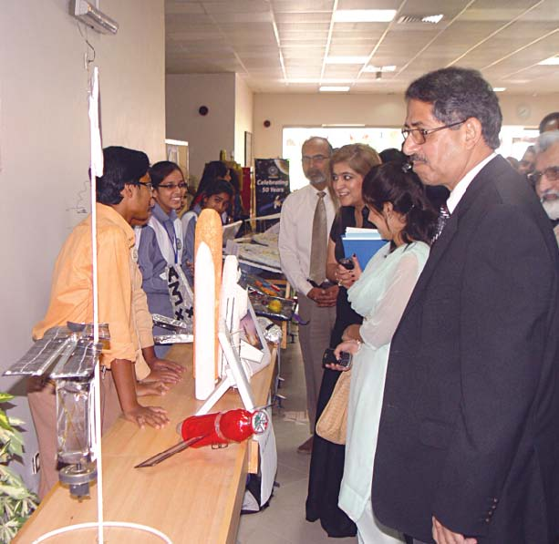 promoting science space tech institute s summer camp concludes