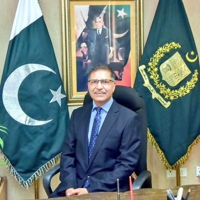 Information Minister Syed Ali Zafar. PHOTO: APP