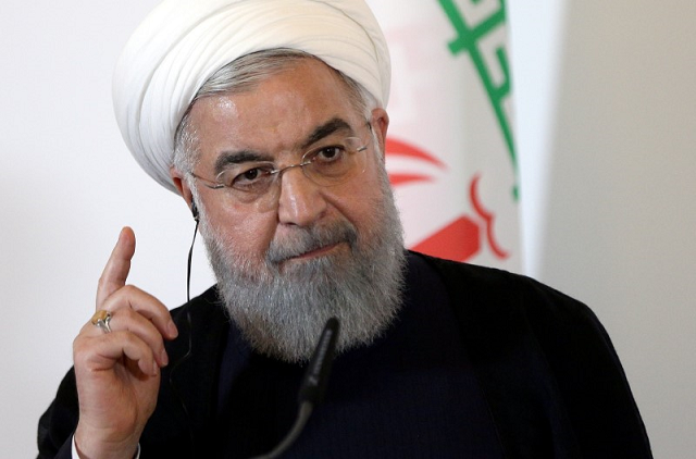 iran remains wary on trump s offer of talks