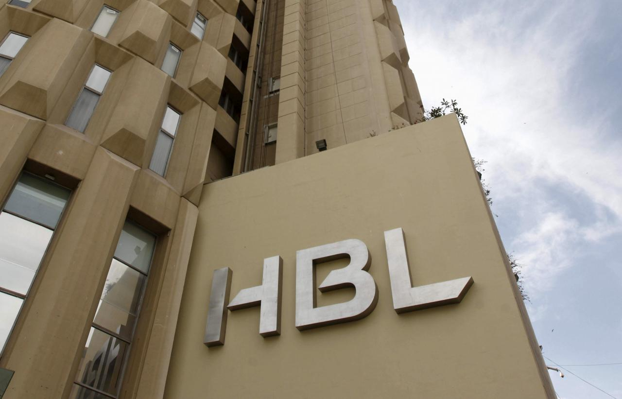 HBL to collaborate with EFU to launch Sahara. PHOTO: REUTERS