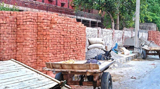 sbca given two weeks to remove construction material and debris