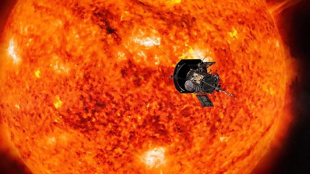 nasa poised to launch first sun skimming spaceship