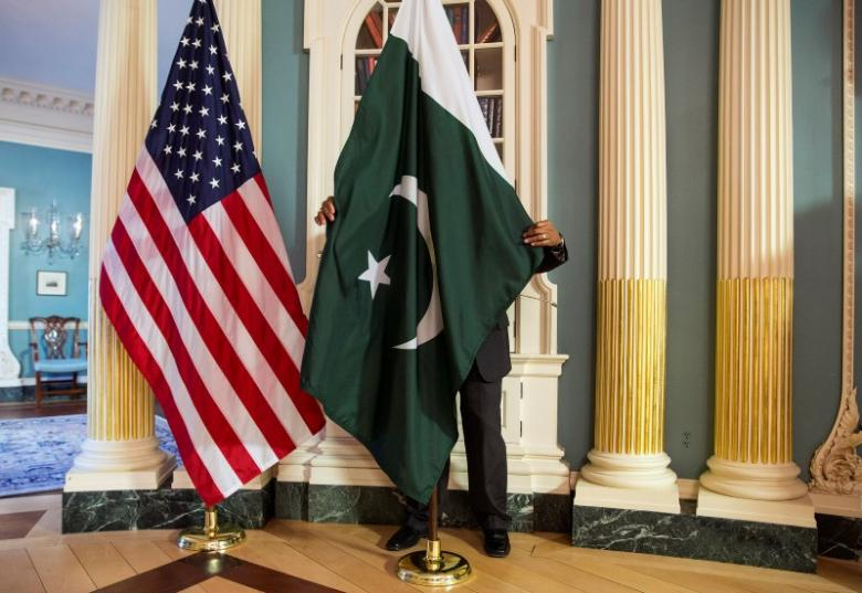 pakistan has no actual extradition treaty with us