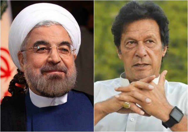 Both leaders exchange best wishes, love for people of both neighbouring countries. FILE PHOTOS