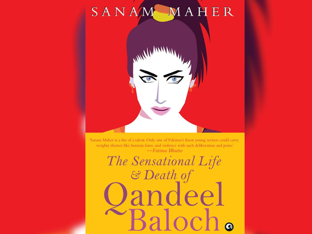 pakistani author s book on qandeel baloch shortlisted for indian literary prize