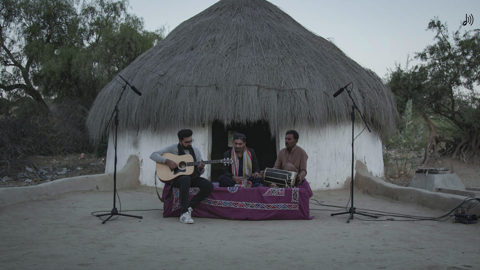 sound diaries explores authentic natural sounds of pakistan
