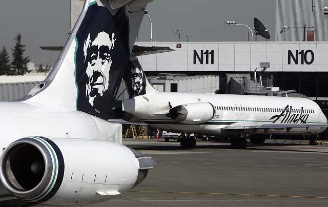 suicidal man steals and crashes empty aircraft from seattle airport