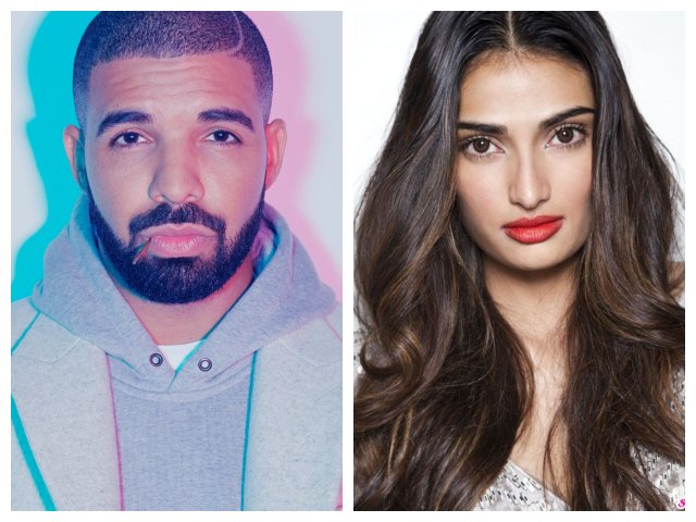 drake comments on athiya shetty s instagram post leaving everyone surprised