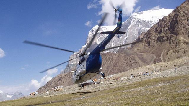 16 feared dead in helicopter hard landing in tajikistan govt