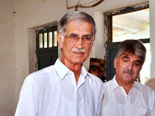pervez khattak the new face of defence ministry