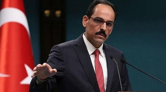 erdogan spokesperson says problems with us will be resolved