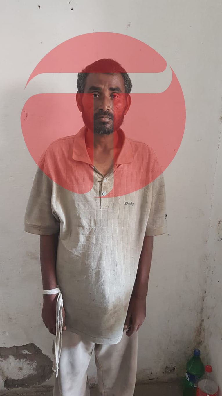 indian national arrested from kurram district claim security forces