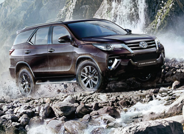 experience style with the new toyota sigma 4 fortuner