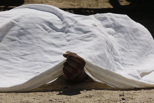 body of ex serviceman found in khyber district
