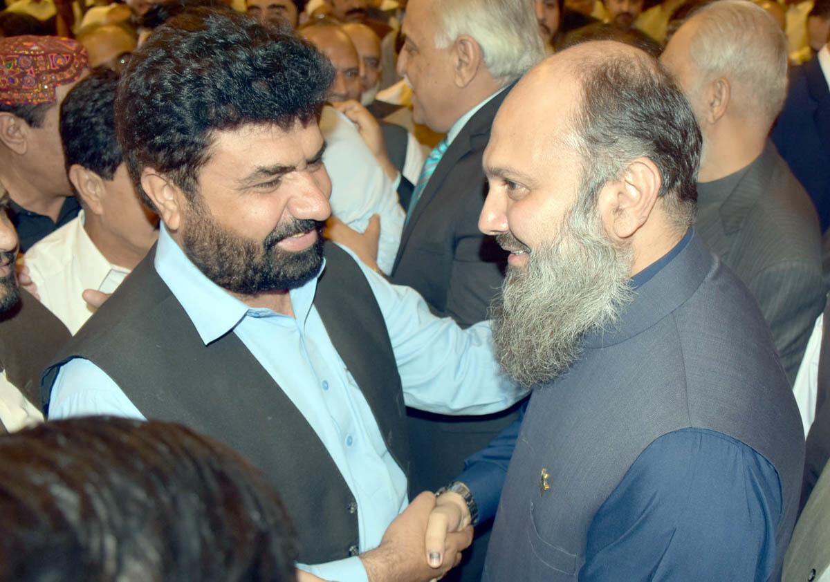 balochistan cm congratulates people on eid urges adopting patience