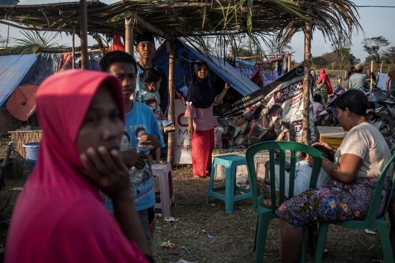indonesian earthquake death toll reaches 555