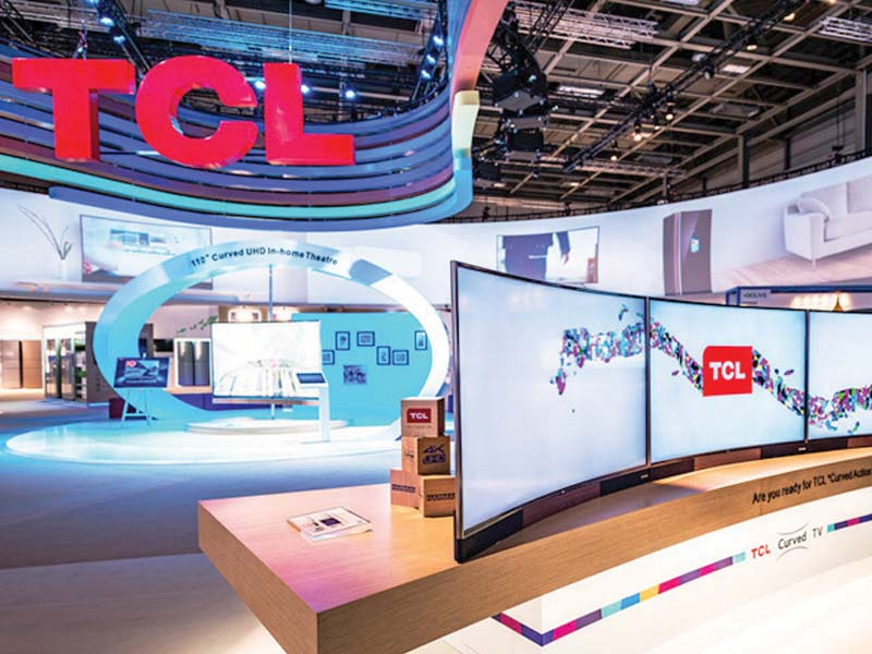 china s tcl electronics plans to expand footprint in pakistan