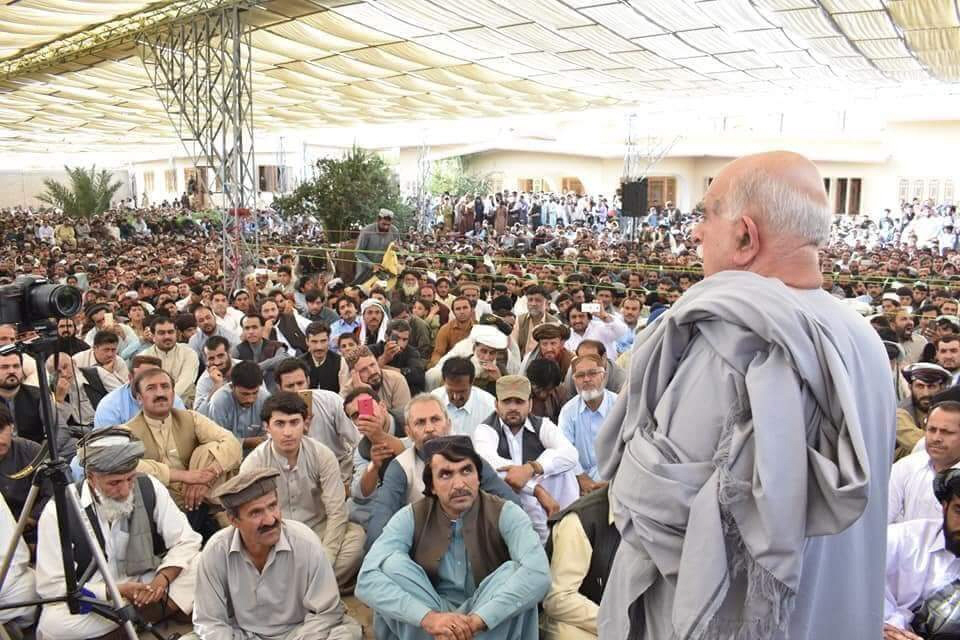 pkmap urges pashtuns to unite for addressing challenges
