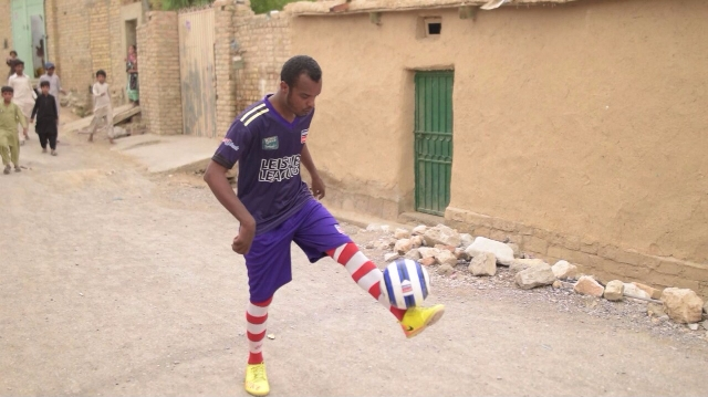 from mining in mach to playing football in lisbon