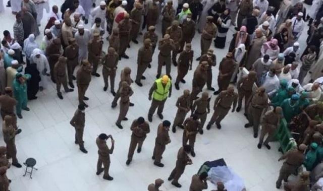 iraqi pilgrim commits suicide in makkah s grand mosque