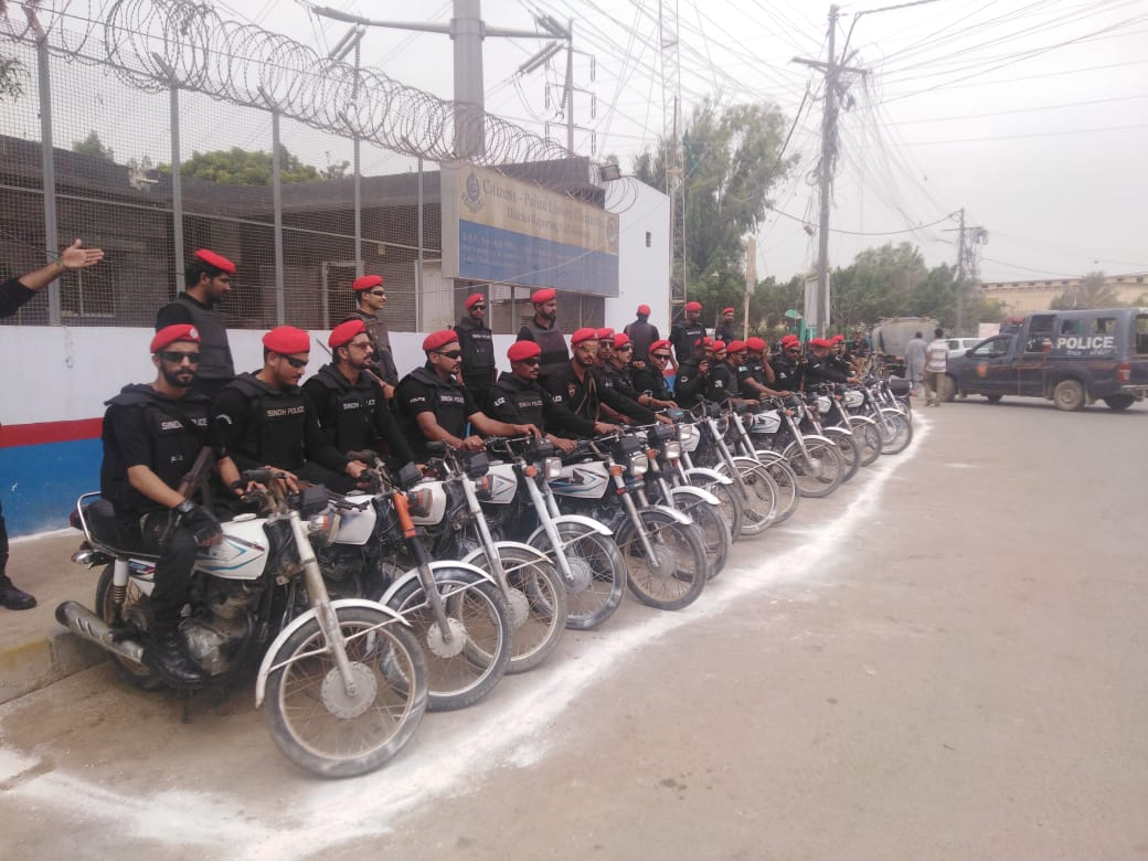special squad formed to deal with street crime in korangi