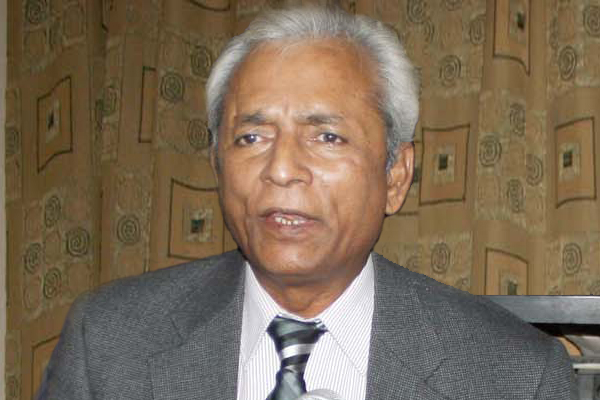 Pakistan Muslim League-Nawaz leader Nehal Hashmi. PHOTO: EXPRESS/FILE