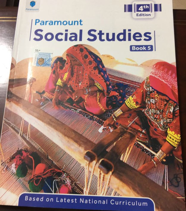 wrong map school told to remove social studies books