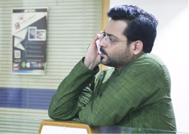 PTI MNA Aamir Liaquat Hussain PHOTO: TWITTER