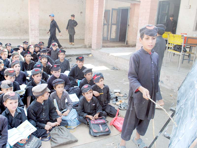 pending matters work suffers in absence of education minister