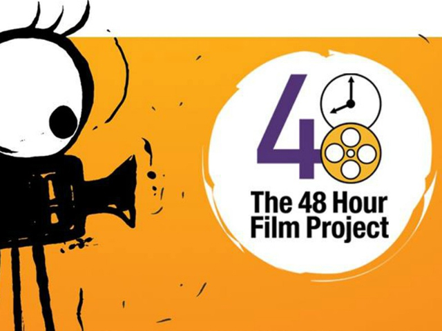 in a first 48 hour film project is coming to pakistan