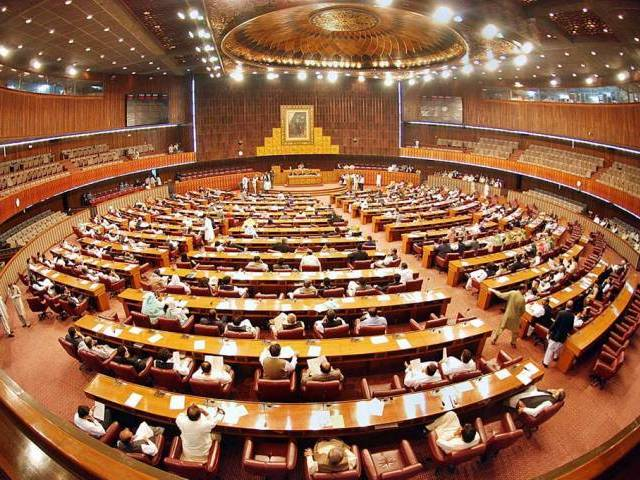 pti set to get lion s share in na committees