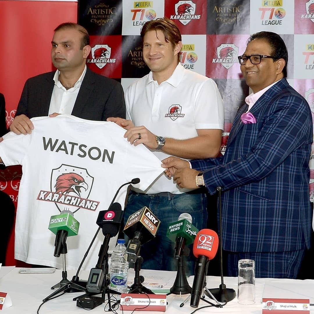 t10 league watson keen on making a big impression for karachians