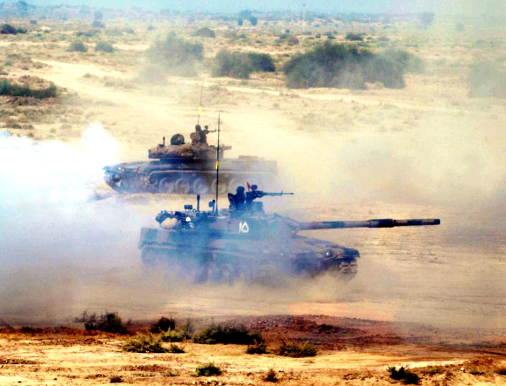 tribune 360 take a ride on pakistan army s al khalid tank