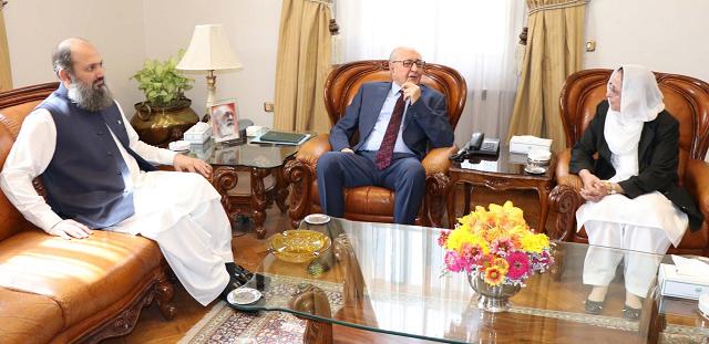 governor muhammad achakzai resigns