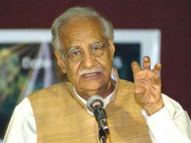 ashes of veteran indian journalist kuldip nayar to be immersed in pakistani river