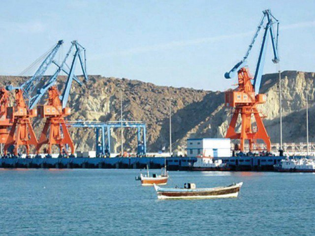 declares development of gwadar as its top priority photo file