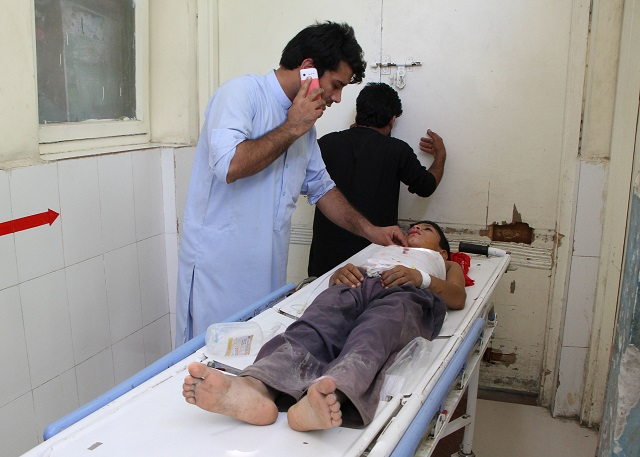 suicide attack in afghanistan claims over 30 lives