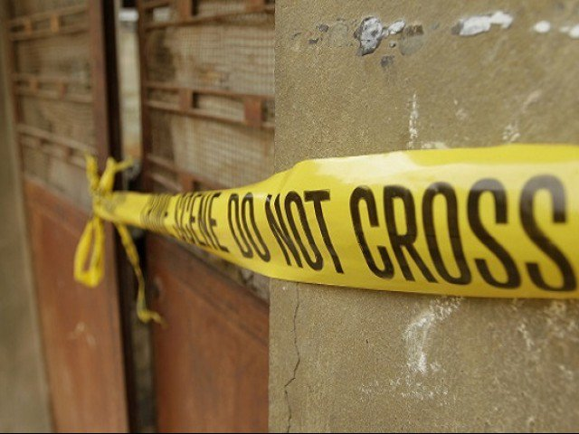 Officials say the couple was targeted by the girl's relatives who managed to flee from the crime scene. PHOTO: AFP