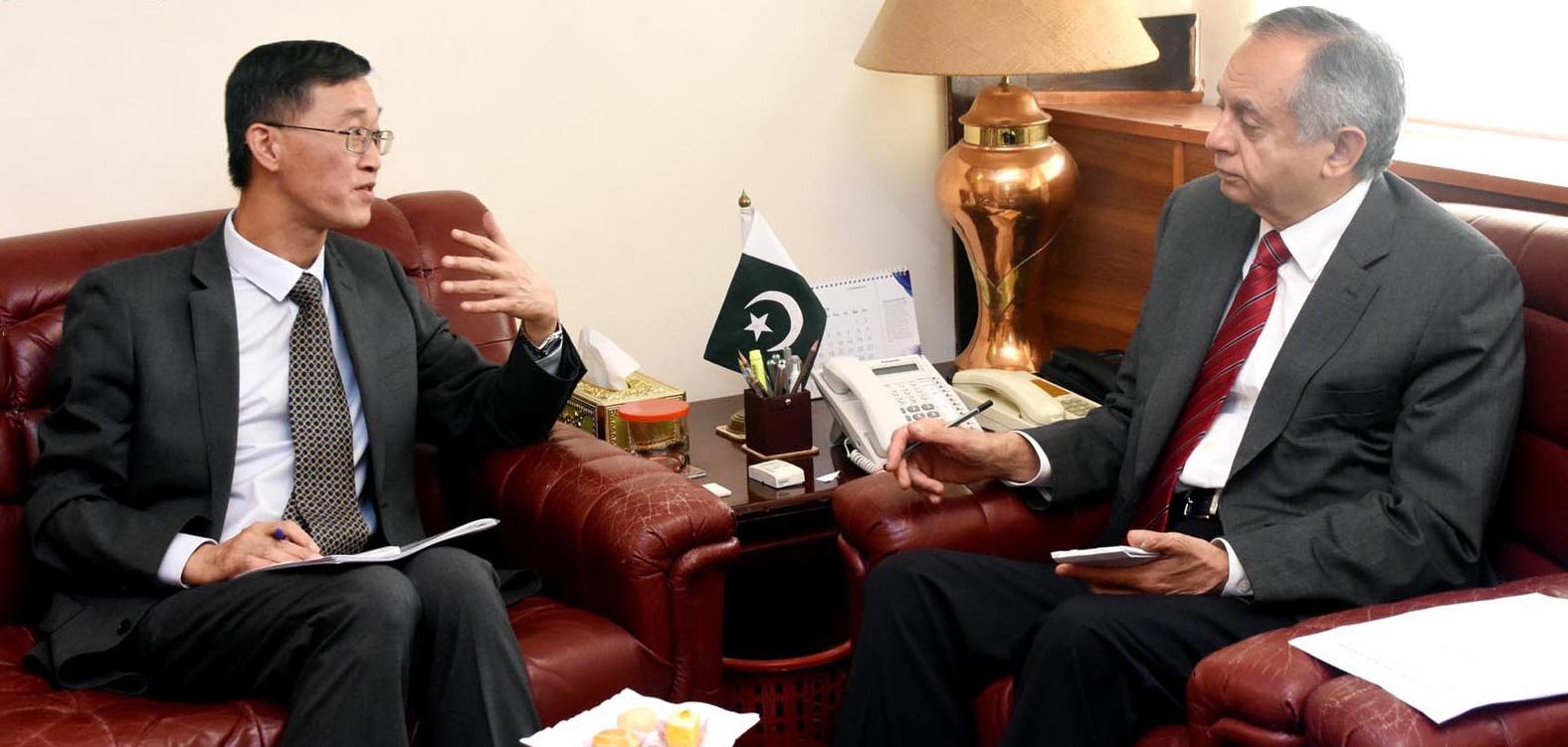 pakistan wants to enhance exports to china global market photo sabah