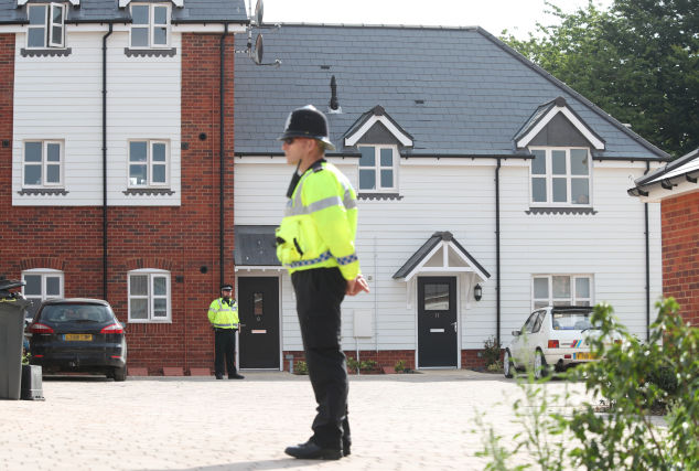 dining couple fall ill in uk town hit by poisoning police