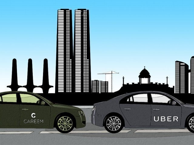 your captain has arrived uber eyes careem in takeover bid