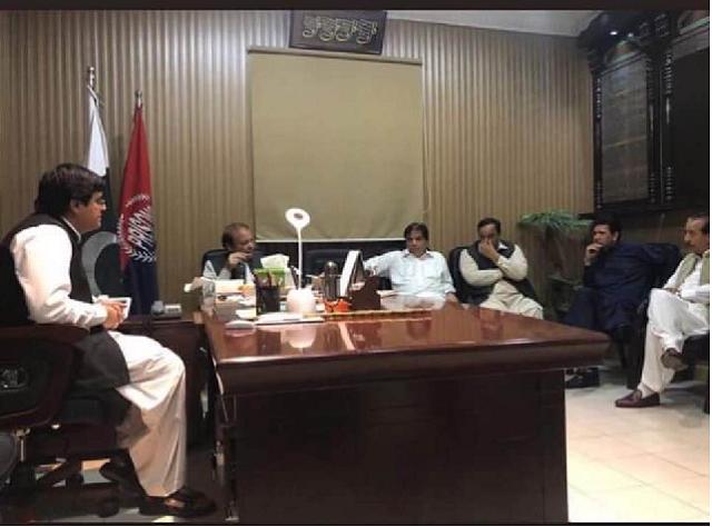 two member team to probe nawaz adiala photo leak