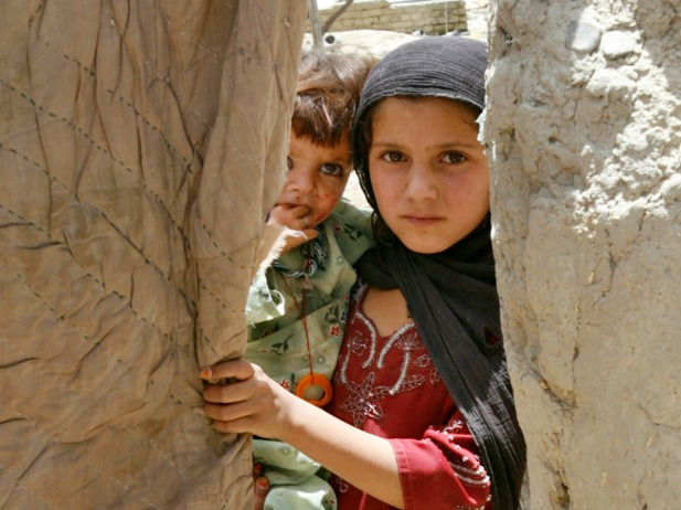 Afghan refugees in Pakistan. PHOTO: REUTERS